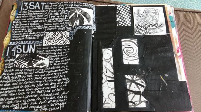 More journaling...